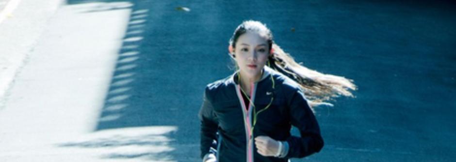 歐陽靖與跑步的相遇:如果你想體驗人生,那就跑場馬拉松
