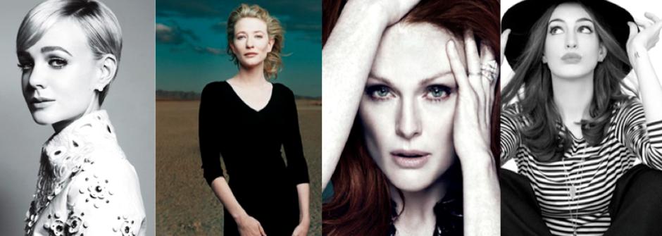安海瑟薇、茱莉安摩爾、凱莉墨里根!四位女星對好萊塢的性別反擊