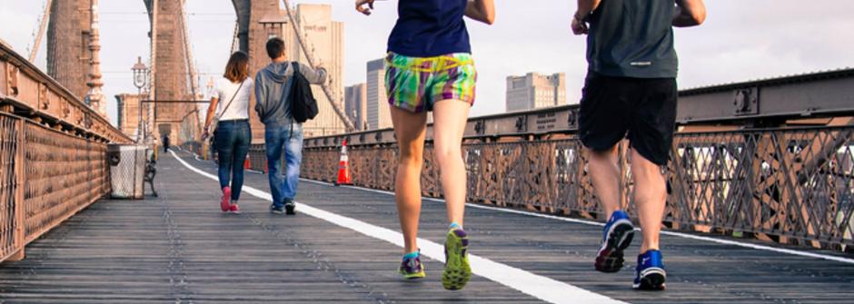 跑步、單車、瑜珈:運動衣著的三種選擇建議