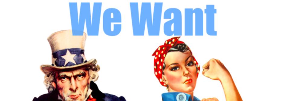 寫字捍衛理想的世界!邀你成為女人迷觀察家:為生活提詞,為時事發聲