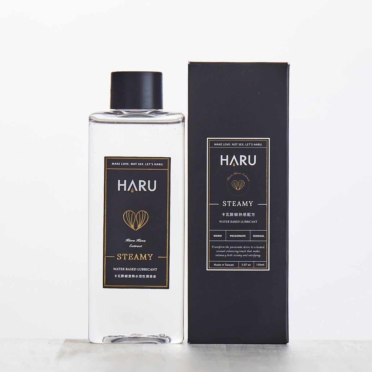 HARU|STEAMY 卡瓦醉椒激熱潤滑液