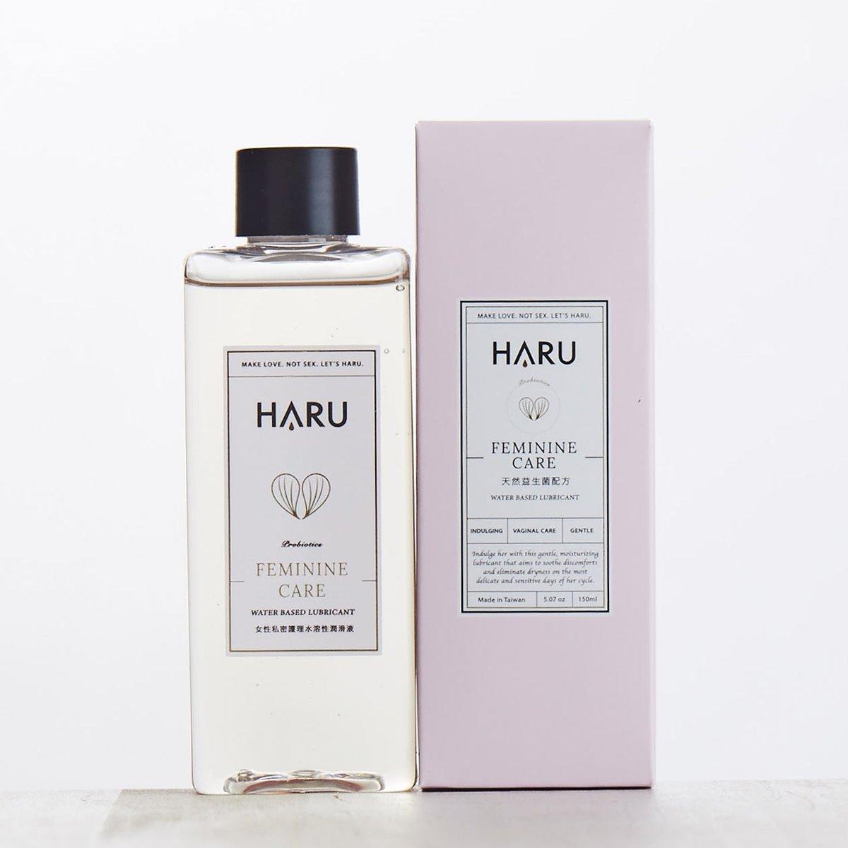 HARU|FEMININE CARE 女性私密護理潤滑液