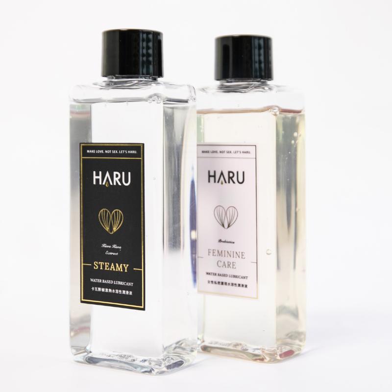 HARU 潤滑液|臉紅紅獨家 情愛雙享組