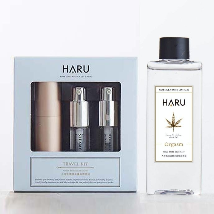 HARU|臉紅紅獨家 迷情濃慾 1+1 組合