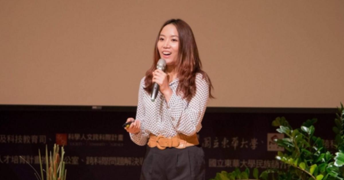 專訪女人迷共同創辦人陳怡蓁:「人生沒有不可能,限制都是自己給的」