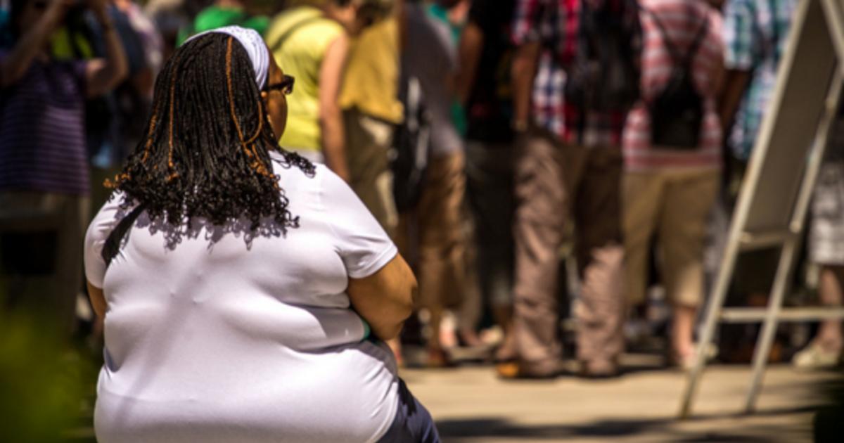 不公平的肥胖歧視:連體重都控制不了,你還決定得了什麼