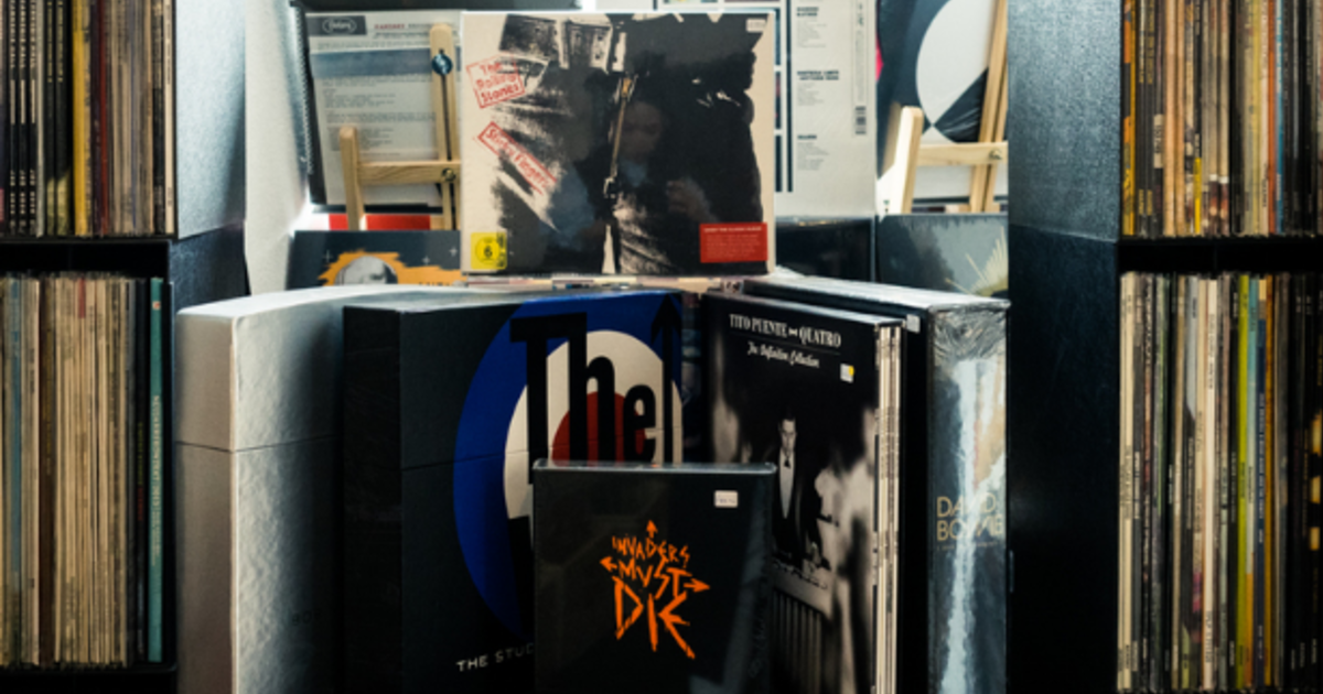回到黑膠年代!德國黑膠唱片行老闆:把時間留給音樂