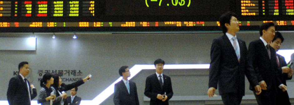 【經濟學人料理】韓國的「關鍵報告」