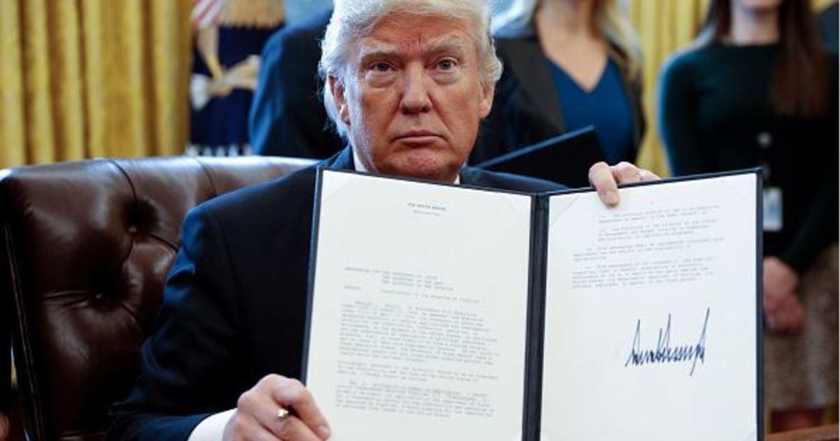 女人的子宮是國家的嗎?寫在川普簽署全球墮胎禁令後