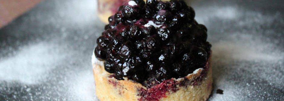 美味料理食譜:30分鐘完成 經典法式藍莓派(三立樂生活節目推薦)