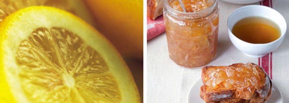 美味料理食譜:享受酸中帶甜的法式生活 檸檬果醬