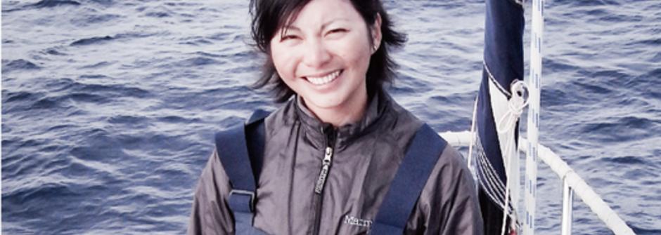 【TEDxTaipei @ Womany】保育家:海洋勇者,廖敏慧