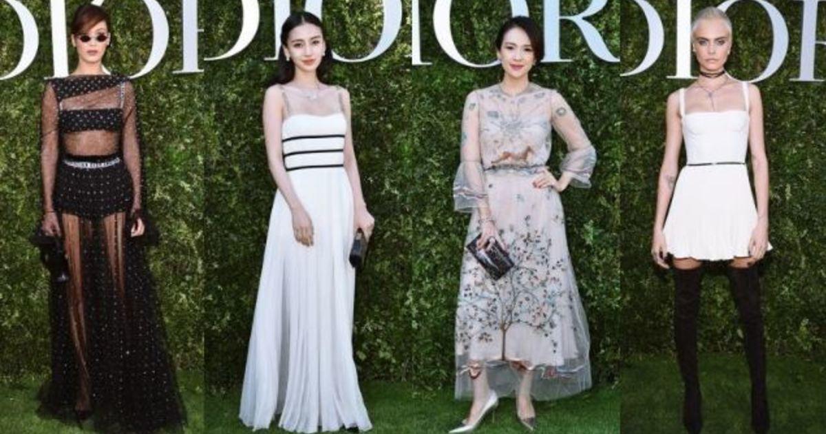 Dior 的秋冬魔幻秀:女性主義者的叢林冒險