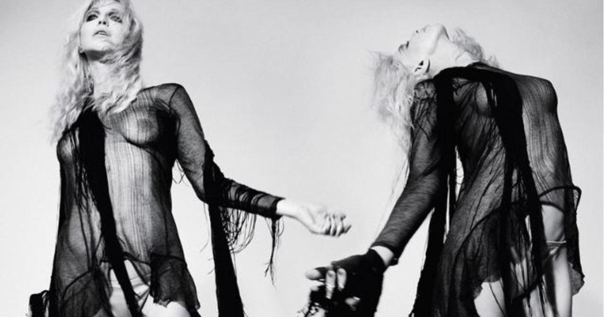 把自己活成破敗的絕美!Courtney Love:我為愛痴狂,用搖滾顛覆定義