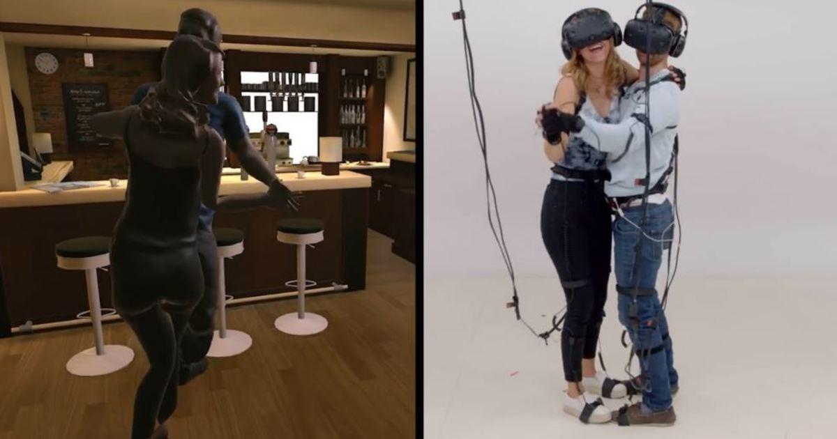 VR 時代的戀愛:讓我們在充滿殭屍的末日場景約會