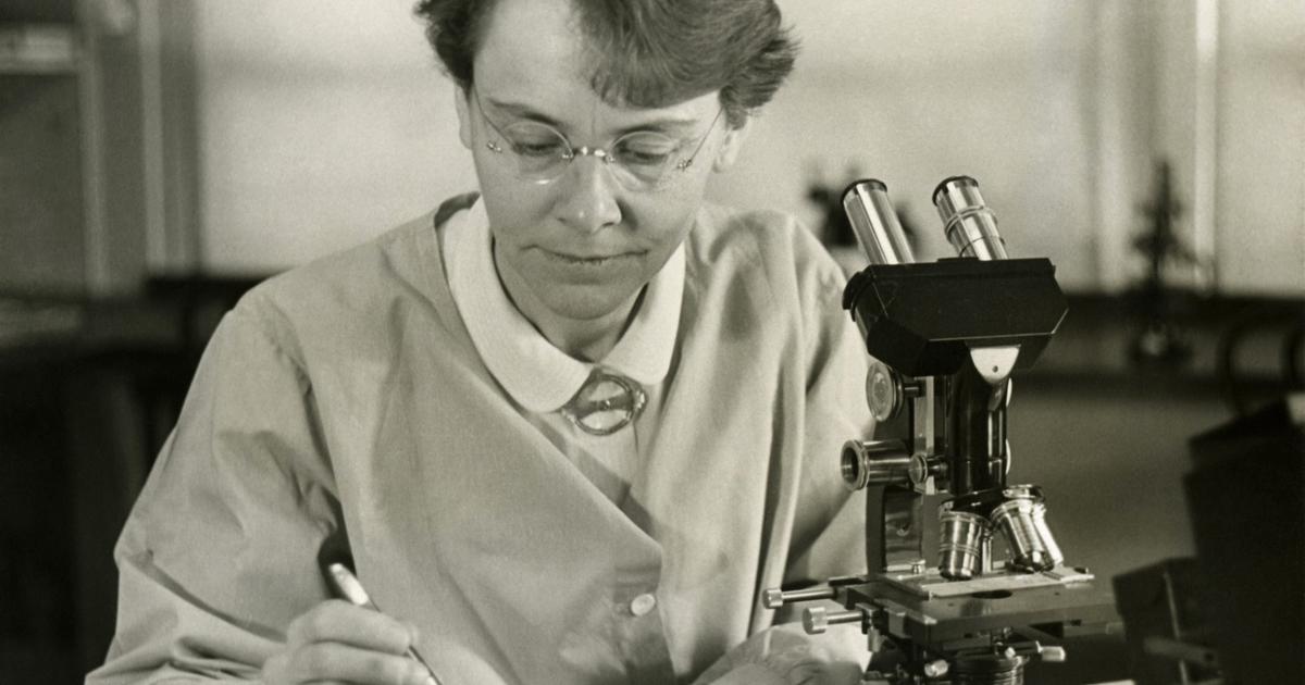 沒有研究經費、結婚立刻解僱:女科學家改變世界之路