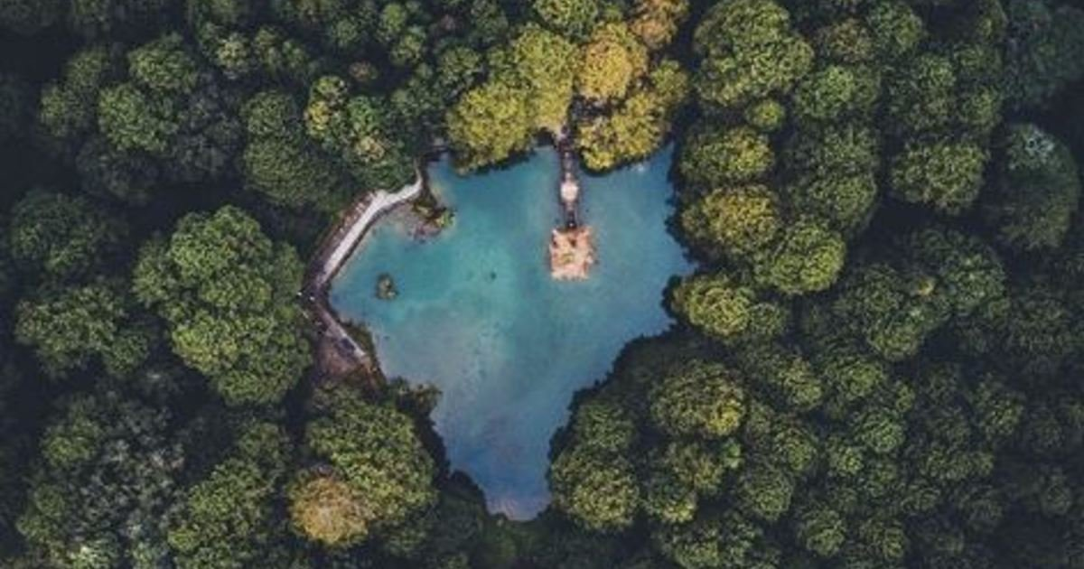 夢一般的島嶼!德國攝影師眼裡的絕美台灣