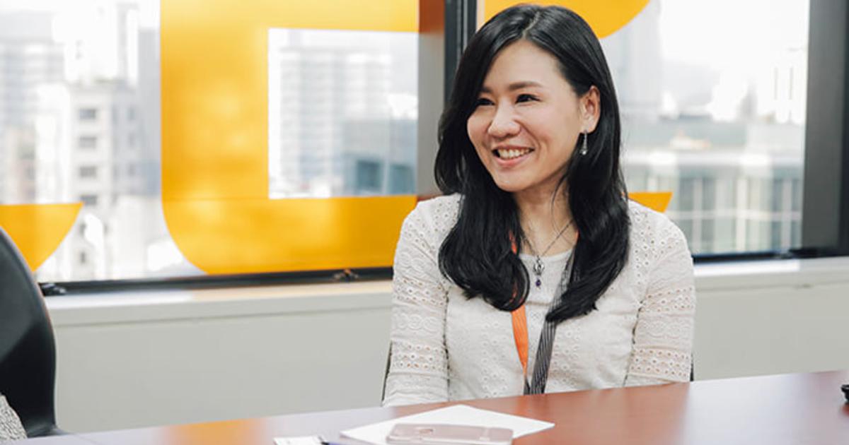 「你只是怕輸,不是想贏!」專訪中國阿里巴巴跨境總監 Karen