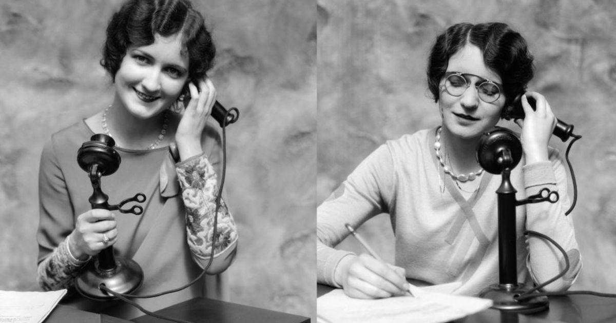 印花圓裙、西裝墊肩、喇叭寬褲:辦公室百年穿搭美學