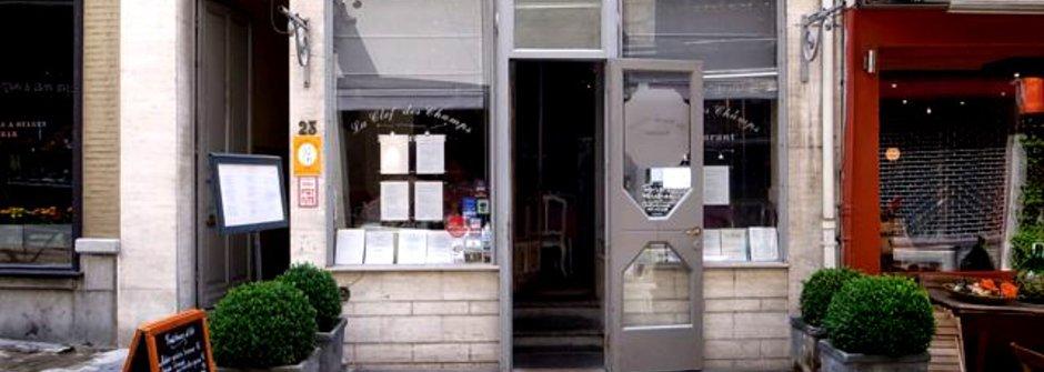 一起去布魯塞爾吃南法料理!La Clef Des Champs(中英對照)