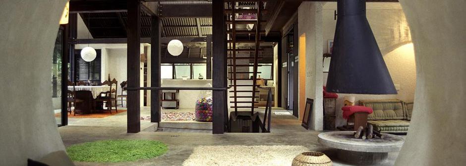 就想住在雨林裡!生態建築巡禮 Jungle/Beach House