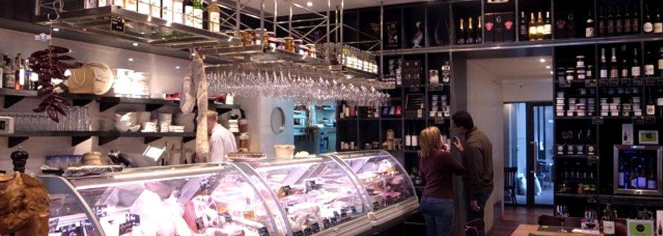法式小酒館 香港 Chez Patrick Deli(中英對照)