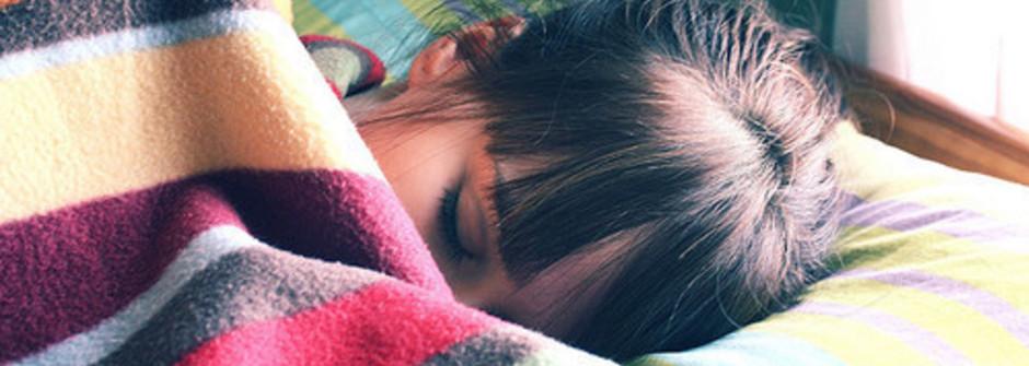 一夜好眠的減壓小運動