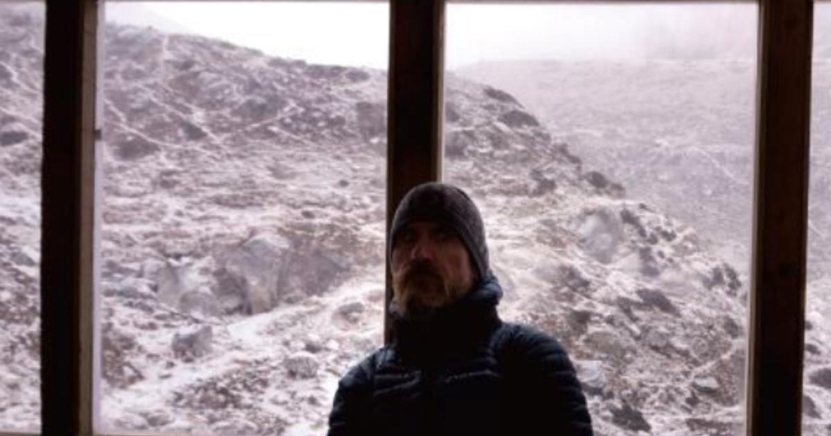 Mika 在路上|喜馬拉雅山:一個人要勇敢,必須先感受害怕