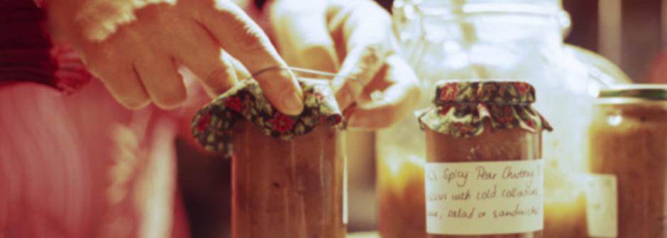 美味料理食譜:30分鐘做出雙色夢幻果醬