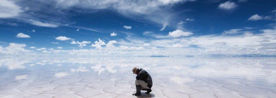 漫步在雲端,世界上最像天堂的地方