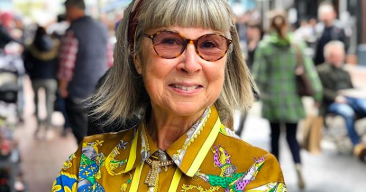 69 歲 IG 網紅潮媽:女人到了特定年齡,不用「被消失」