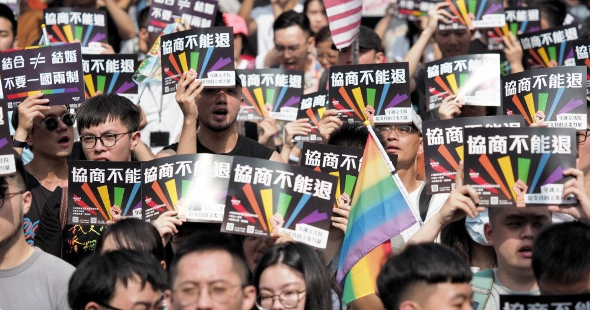 亞洲第一!婚姻平權,定位台灣的未來