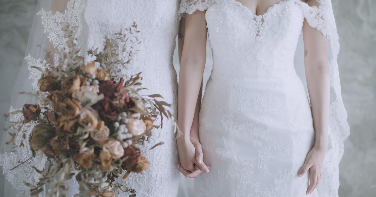 Love together|婚紗攝影師:從眼神就能感受,我們的愛都是一樣的
