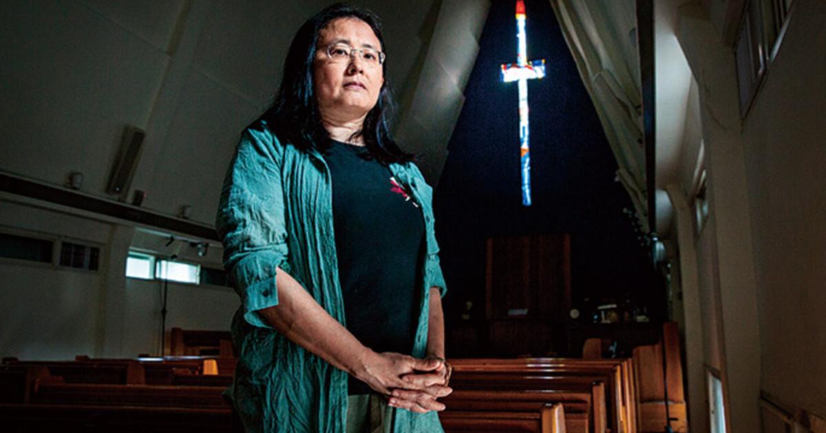 女性神學家挺同志:是同志朋友陪我走過人生艱難