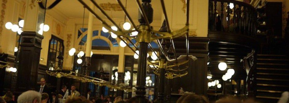巴黎百年歷史老餐廳 Bouillon Chartier