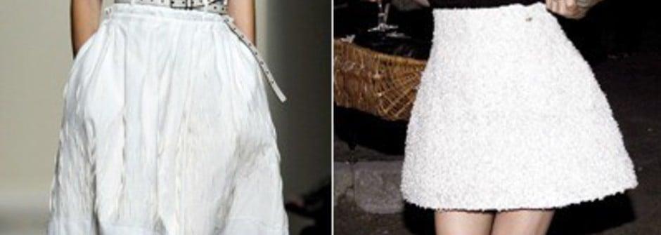白色系服裝的七大穿搭挑選技巧