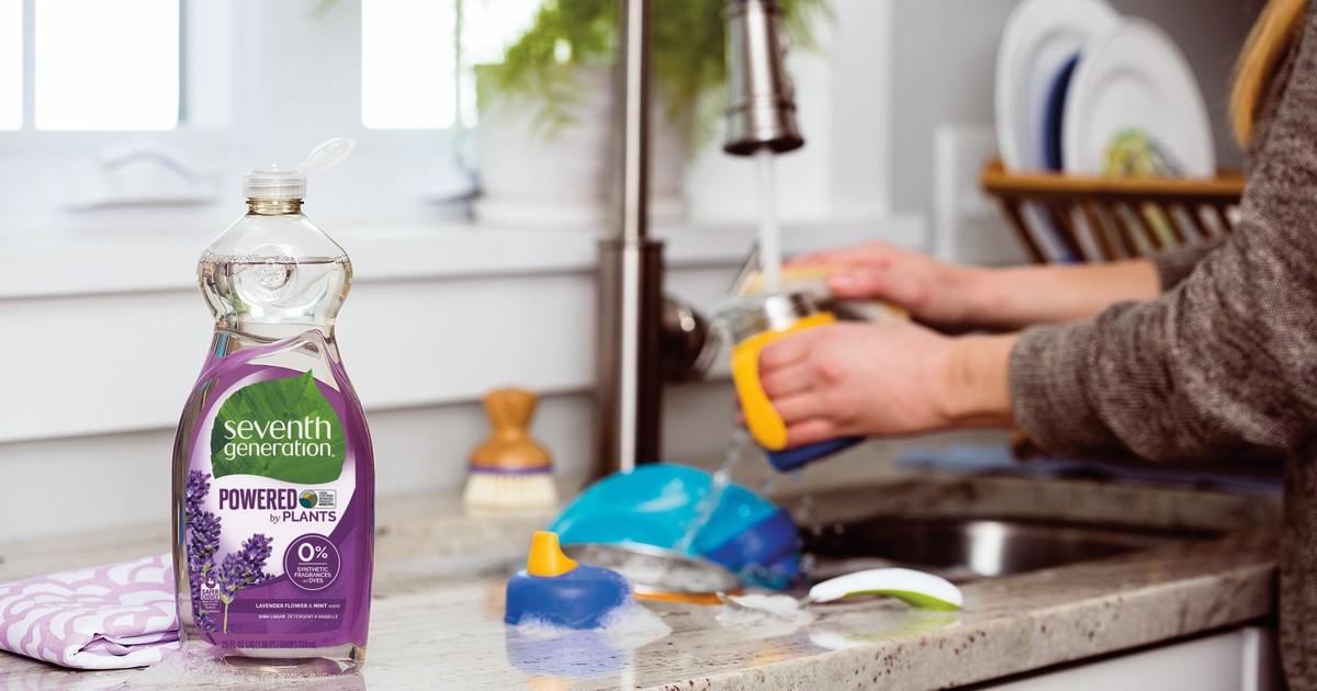 100% 可回收、成分透明、國際認證!淨七代家庭清潔用品全面「綠」化