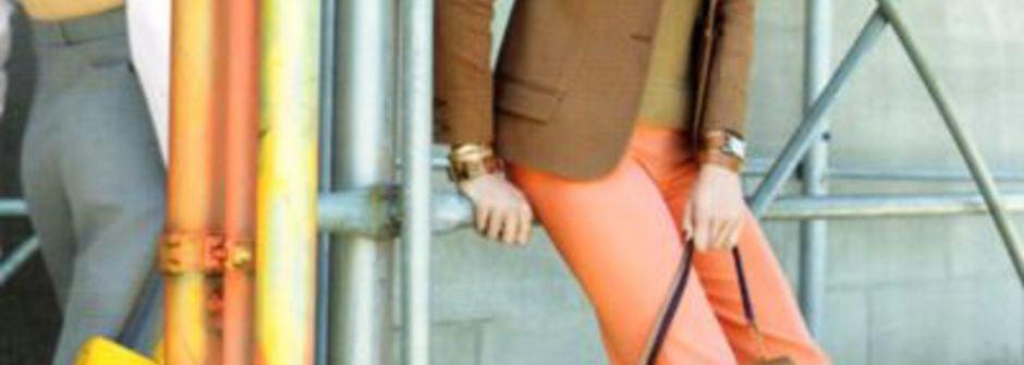 2011春夏時尚之顏色大碰撞