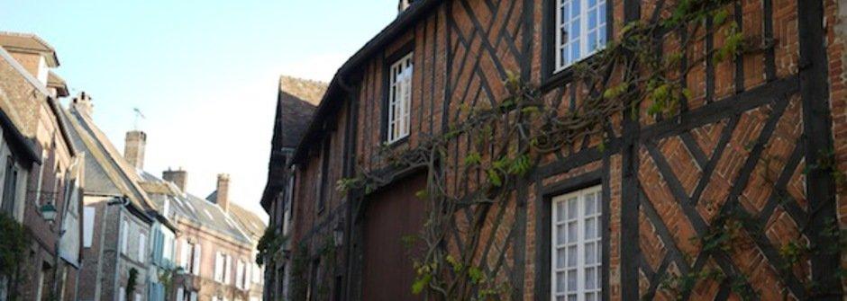 法國最美麗的小鎮 Gerberoy