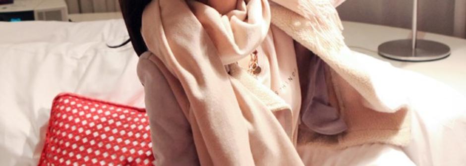 穿出冬季冷風中的暖意與心機
