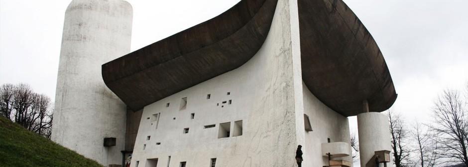 《老天有交代,這輩子要狠狠玩一次 》啟發安藤忠雄的法國廊香教堂