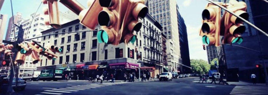 與都市共生,紐約水泥叢林生態影片