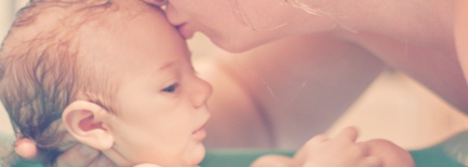 資深護理師省力育兒妙招:寶寶的身體清潔