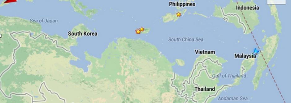 當台灣位於亞洲的全中心,你更新自己的世界觀了嗎?