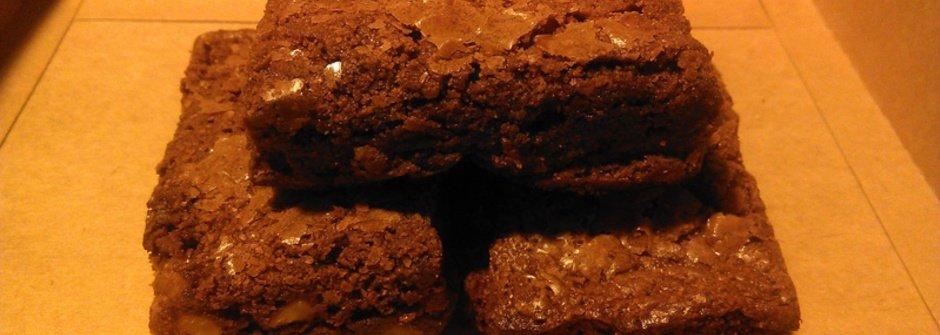 美味料理食譜:好吃又健康的堅果黑豆布朗尼