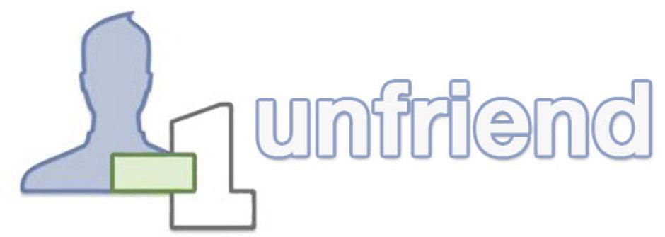 「Unfriend」臉書的舊情人報廢工程