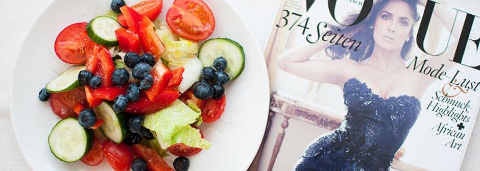美味料理食譜:夏日輕食沙拉特選