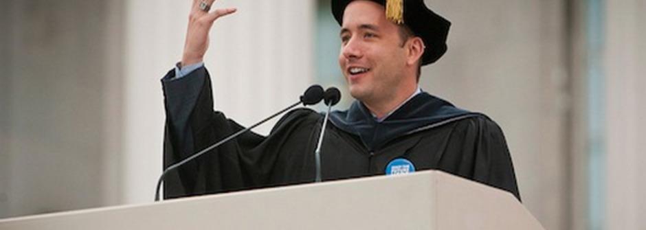 Dropbox CEO MIT 演講:人生只有 30,000 天,你要怎麼過?