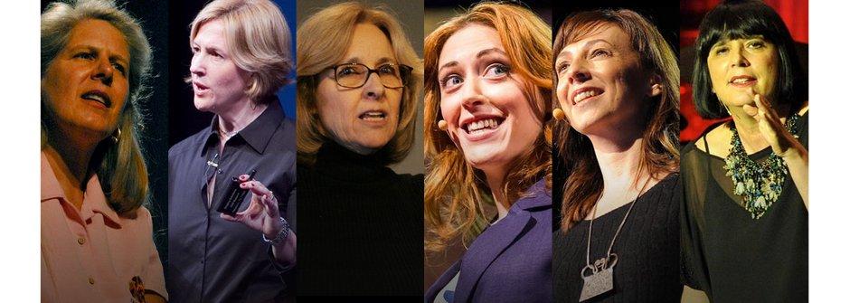 6 場 TED 演講,讓你看見自己的力量