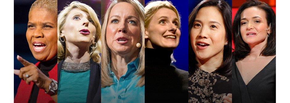 6場 TED 演講,讓你成為更不一樣的自己